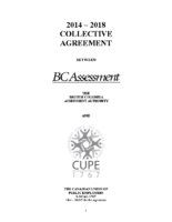 2014- 2018 Collective Agreement